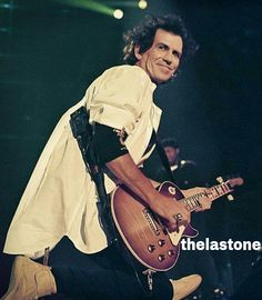Keith Richards Voodoo Lounge Tour 1994