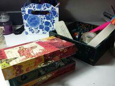 Bellas cajas