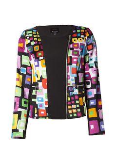 JACKA HENNIKA Blazer, Sweaters, Jackets, Clothes, Fashion, Down Jackets, Outfits, Moda, Clothing