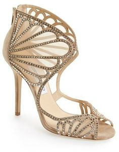 Jimmy Choo 'Kole' Sandal I have nowhere to wear these, but I'm pretty sure they belong in my closet.