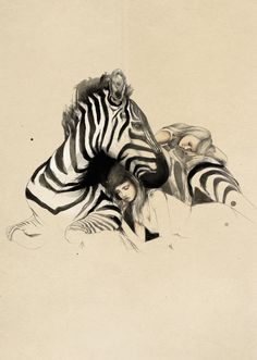 dance with wolves sleep with zebras