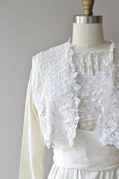 Rivington House dress 1910s lace wedding dress by DearGolden