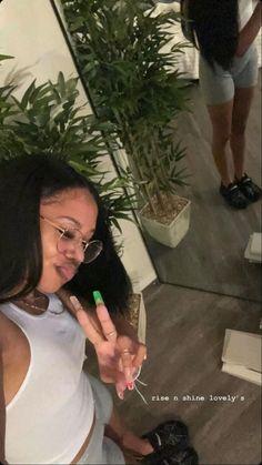 Beautiful Black Girl, Pretty Black Girls, Curly Hair Styles, Natural Hair Styles, Black Girl Aesthetic, Black Girl Magic, Hair Inspo, Pretty People, Black