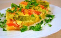Запеченные кабачки и помидоры с сыром / Женское счастье!