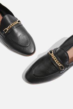 Key Trim Loafers