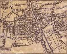 35 Best Oxford History Maps & s images