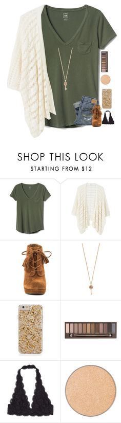 """""""Fall Attire"""" by allison-in-wonderland ❤ liked on Polyvore featuring Gap, MANGO, Abercrombie & Fitch, Jessica Simpson, Aéropostale, Urban Decay and Anastasia Beverly Hills"""