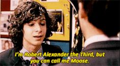 "He's humble and quick to make friends. | For Everyone Who Is Attracted To Moose From ""Step Up"""