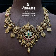 🔥😍 Lakshmi Gold Nakshi Necklace from @amarsonsjewellery⠀⠀ ⠀⠀⠀⠀⠀⠀⠀⠀⠀⠀⠀⠀⠀⠀⠀⠀⠀⠀⠀⠀⠀.⠀⠀⠀⠀⠀⠀ ⠀⠀ For any inquiry DM now👉: @amarsonsjewellery⠀⠀⠀⠀⠀⠀⠀⠀⠀⠀⠀⠀⠀⠀⠀⠀⠀⠀⠀⠀⠀⠀⠀⠀⠀⠀⠀⠀⠀⠀⠀⠀⠀⠀⠀⠀⠀⠀⠀⠀⠀⠀⠀⠀⠀⠀⠀⠀⠀⠀⠀⠀⠀⠀⠀⠀⠀⠀⠀⠀⠀⠀⠀⠀⠀⠀⠀⠀⠀⠀⠀⠀⠀⠀⠀⠀⠀⠀ For More Info DM @amarsonsjewellery OR 📲Whatsapp on : +91-9966000001 +91-8008899866.⠀⠀⠀⠀⠀⠀⠀⠀⠀⠀⠀⠀⠀⠀⠀.⠀⠀⠀⠀⠀⠀⠀⠀⠀⠀⠀⠀⠀⠀⠀⠀⠀⠀⠀⠀⠀⠀⠀⠀⠀⠀⠀⠀ ✈️ Door step Delivery Available Across the World ⠀⠀⠀⠀⠀⠀⠀⠀⠀⠀⠀⠀⠀⠀⠀⠀⠀⠀⠀⠀⠀⠀⠀⠀⠀⠀⠀⠀ .⠀⠀ #amarsonsjewellery #yourtrustisourpriority #goldearrings #goldstuds #excl Gold Temple Jewellery, Gold Jewelry, Antique Gold, Wedding Jewelry, Chokers, Jewels, Photo And Video, Antiques, Bracelets
