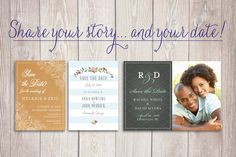 Every bride is beautiful! Her bridal shower invitations should be too.