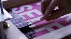 DIY Screen Printing