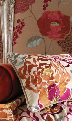 Lorca Fabrics  Collection : Tanjore Design : Radjada  color: MLF2101-01