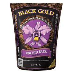 Black Gold 1491202 8 QT P 8 Quart Medium Orchid Bark