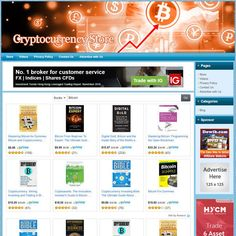 Cryptocurrency Bitcoin Store, Online Affiliate Business Website, Free Domain! https://qdiz.com/?p=3252