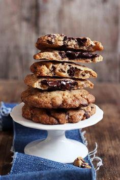 MIEL & RICOTTA: Cookies ciocco&noci