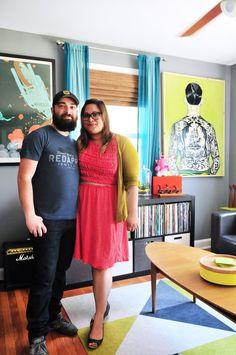 Matt & Mel's Animated Abode  House Tour