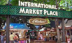 International Market Place in Hawaii
