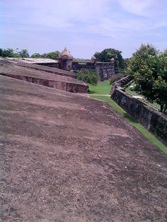 Fortaleza de San Fernando, Omoa, Cortes