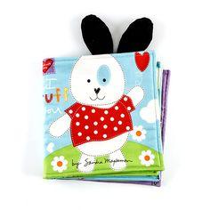 Juberry Fabrics Huggable Loveable Book Panel-366126 Sheep, Sunglasses Case, Sewing Patterns, Coin Purse, Fabrics, Books, Prints, Tejidos, Libros