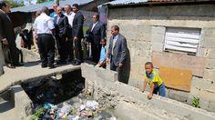 Armario de Noticias: En Visita Sorpresa, Danilo Medina instruye saneami...