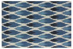 Isabella Rug, Blue on OneKingsLane.com