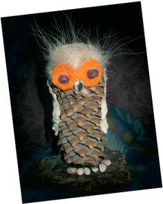 spruce-cone-owl