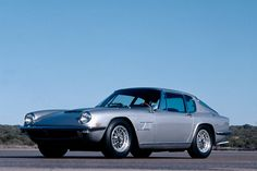 Maserati Mistral.
