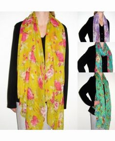 Buy these large size light and airy fashion #scarves and #shawls for women on #sale in many colors so you can look gloriously beautiful. These #scarf #wraps are long and wide for added coverage and comfort soft beautiful rayon shawls wraps at #YoursElegantly. Buy one for yourself or as a unique women's #gift.   #FashionScarves #WomenScarves #WinterScarves #FashionShawls