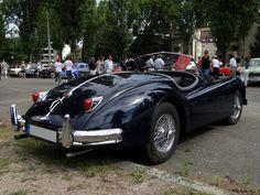 jaguar xk140 roadster - Google Search