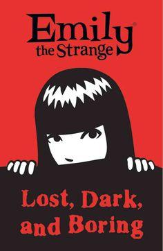 Emily the Strange: Lost Dark and Boring