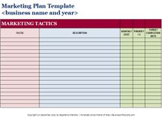 simple marketing plan template for small business - 1000 images about sports marketing on pinterest