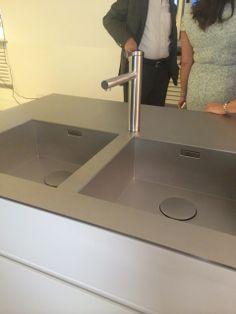 werkblad staal steelart arbeitsplatte blanco durinox. Black Bedroom Furniture Sets. Home Design Ideas