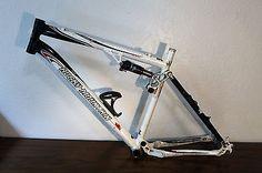 Rocky Mountain Element 50 Full Suspension Mountain Bike Frame Fox Float Shock XL