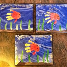Father's day craft for toddlers