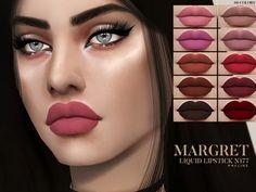 Du ModSims Meilleures Maquillage Cc Images Tableau 17 SUpGMVqz