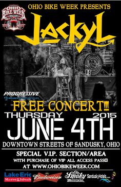 Jackyl Live at the Ohio Bike Week (2015 Dates are May 29 to June 7)  VIP Tickets are still left…www.ohiobikeweek.com/event-tickets.php  **More PICTURES at blog.lightningcustoms.com/oh-bike-week/  #ohiobikeweek #ohbikeweek #bikeweekohio #jackyl