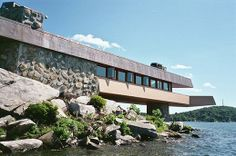 21st Century Architecture: Frank Lloyd Wright: Ahead by a century?