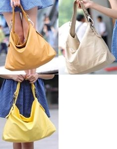 Shoulder Bucket Bag (4 Colors) now only $29.95 with Free shipping at Myasiatrade.com (reg 39.95)