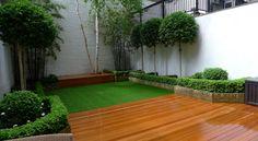 clapham garden design london