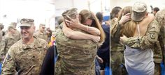 Army Homecoming @Glenda Laster Spouse #deployment #homecoming #armywife #military