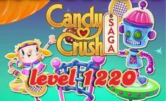 Candy Crush Saga Level 1220