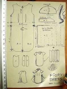 https://flic.kr/p/dKBUji | Fiori's quipao for Pullip | No es un gran tutorial y no sé si se entiende muy bien... he intentado explicar lo que me parece importante, pero preguntad si lo necesitais! ^ ^: