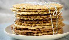 Pizzelles are a classic Italian cookie. They're also seriously easy to make.
