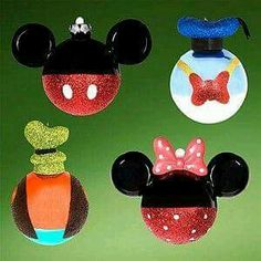 rbol infantil mickey mouse christmas tree mickey mouse ornaments disney christmas decorations disney - Mickey Mouse Ornaments Christmas