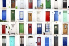 Thinking about freshening up your front door? You probably know that it's crucial to boosting your home's value. But before you reach for the paint, know that your choice of color might tell perfect strangers quite a lot about who you are.