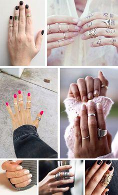 Viste tus manos y tus uñas, ¡serán las protagonistas de la temporada! #MidiRing #NailsArt http://ht.ly/AkB94