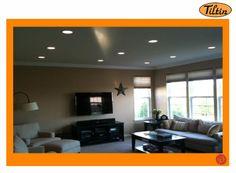 #MilwaukeeWindowInstallation Light Installation In Living Room
