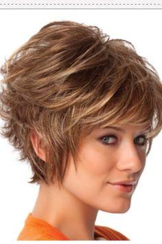 Pretty ...love short hair