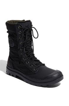 Palladium 'Pampa' Tactical Boot, for the fast ropers!