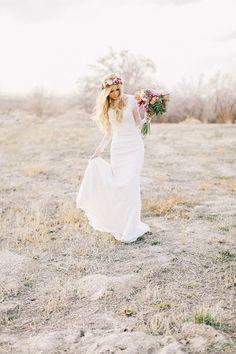 #modest #wedding #dress #sleeves